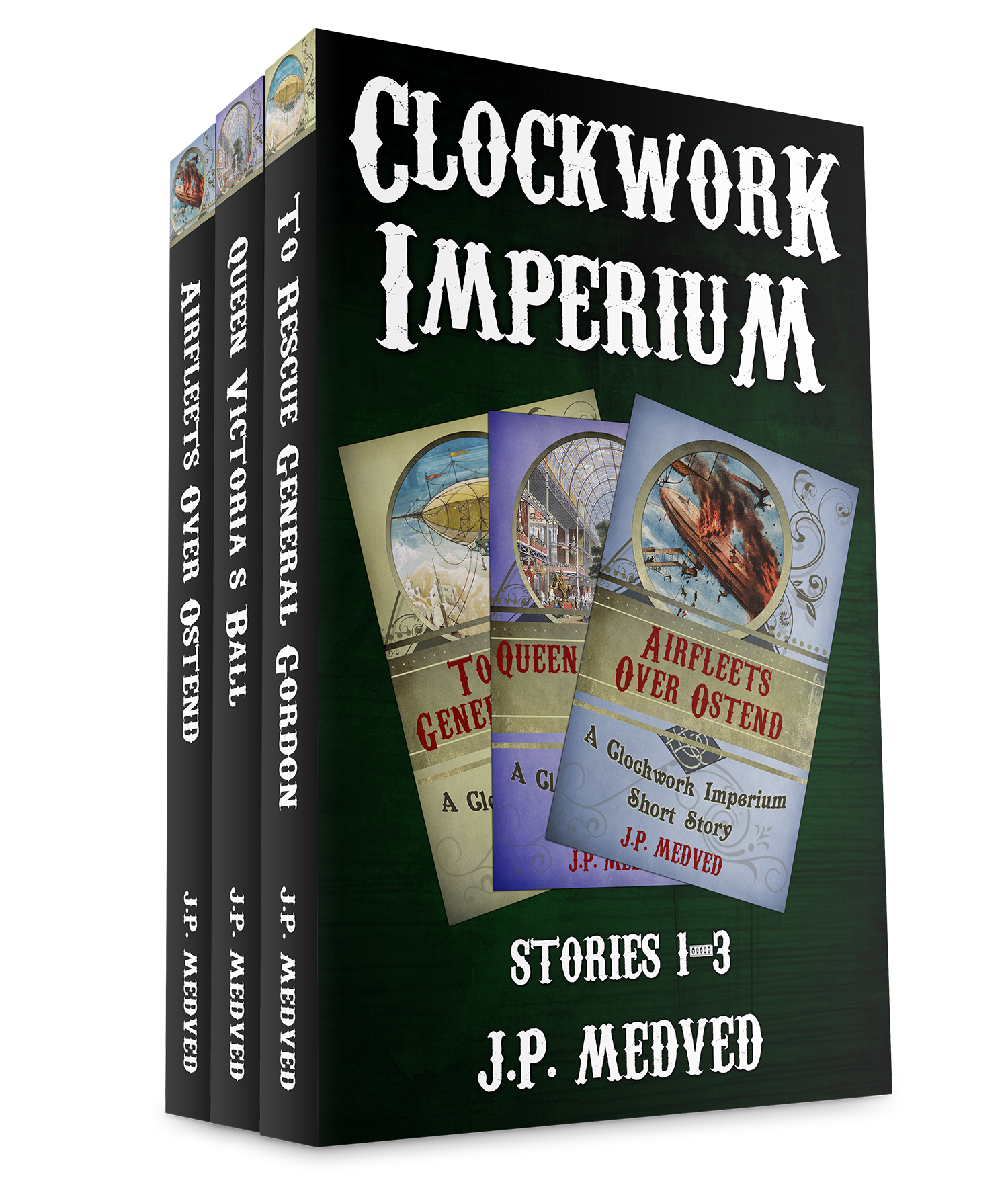 Clockwork Imperium Stories